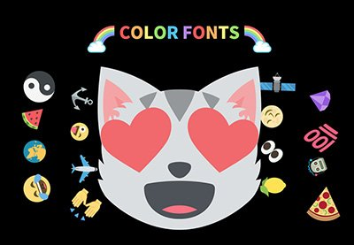 What Are Color Fonts? | How To