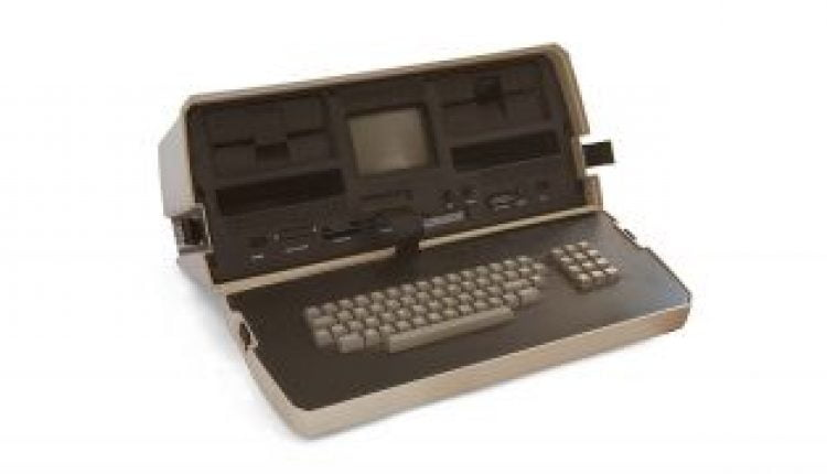 40 years of the laptop: how mobile PCs changed the world   Computing