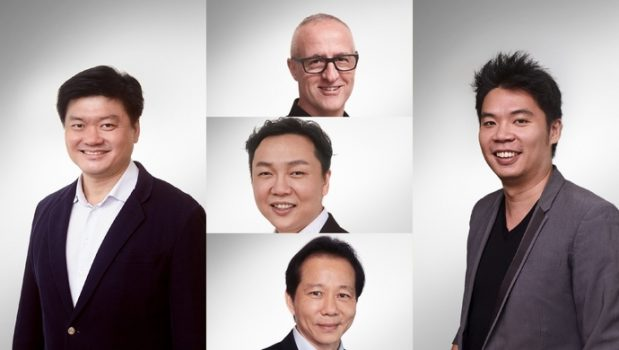 5 innovators awarded by EY Entrepreneur of the Year 2018 Singapore   Digital Asia