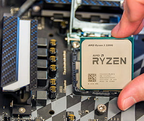 AMD Ryzen 2500X and 2300X expand quad-core options for new CPUs | Computing