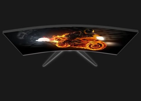 AOC makes curved gaming displays more affordable with G1 series | Computing
