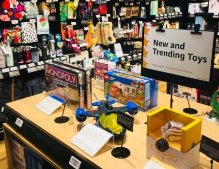 Amazon is opening a new brick-and-mortar store in NYC featuring its best sellers | Industry 1