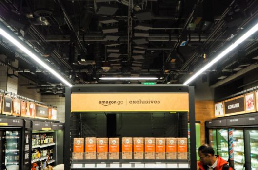 Amazon opens its largest Amazon Go convenience store yet   Industry