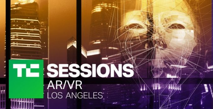 Announcing the agenda for TC Sessions: AR/VR in LA on October 18 | Social