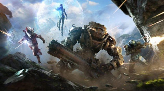 Anthem Will Not Offer Loot Trading | Gaming News