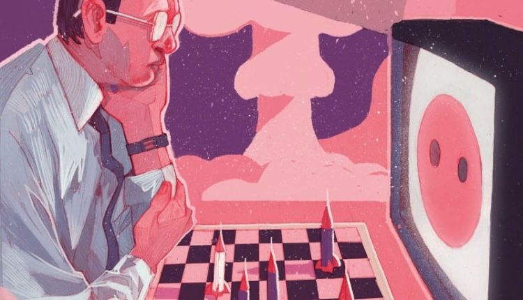 Artificial intelligence is about to revolutionise warfare. Be afraid AI| Artificial intelligence