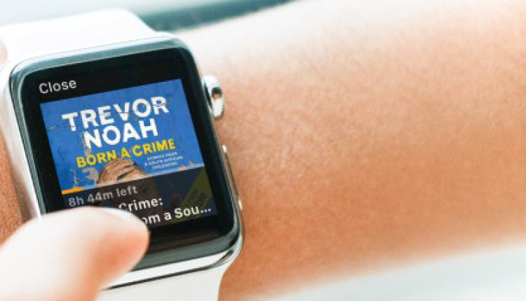 Audible brings its audiobook library to the Apple Watch | Apps
