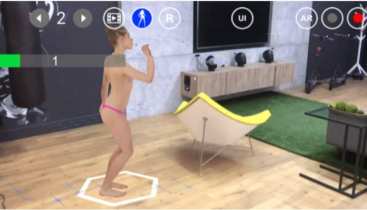 Augmented reality porn arrives on Android with animated human bodies | Industry