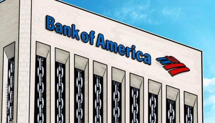 Bank of America Files New Patent for Multiple Digital Signatures on a Distributed System | Crypto
