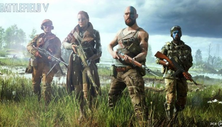 Battlefield V Battle Royale Gameplay Details Released | Gaming News