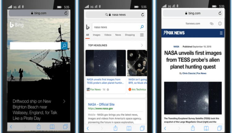 Bing starts serving AMP pages as Google prepares to reduce its control   Industry