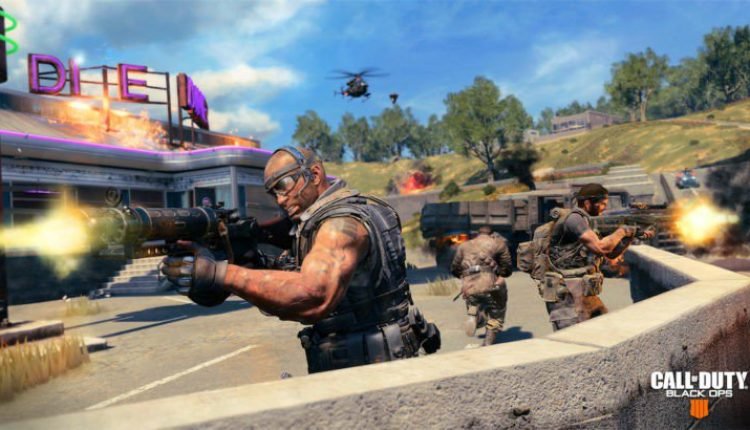 Black Ops 4 Blackout Could Allow 115 Players in Special Events   Gaming News