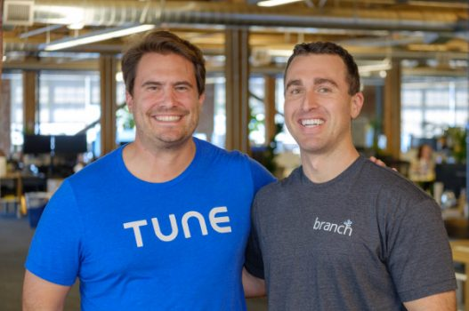 Branch pairs up with TUNE to create a supersized marketing and measurement platform | Industry