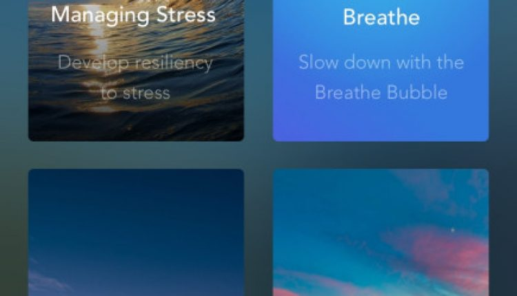 Calm kicks off global expansion by launching its meditation platform in German | Industry