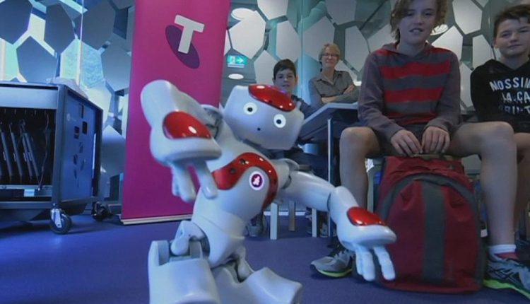 Classroom robots prepare pupils for high-tech industry | Feature Tech