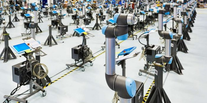 Cobot Arms, Grippers Offer Manufacturers Value at IMTS