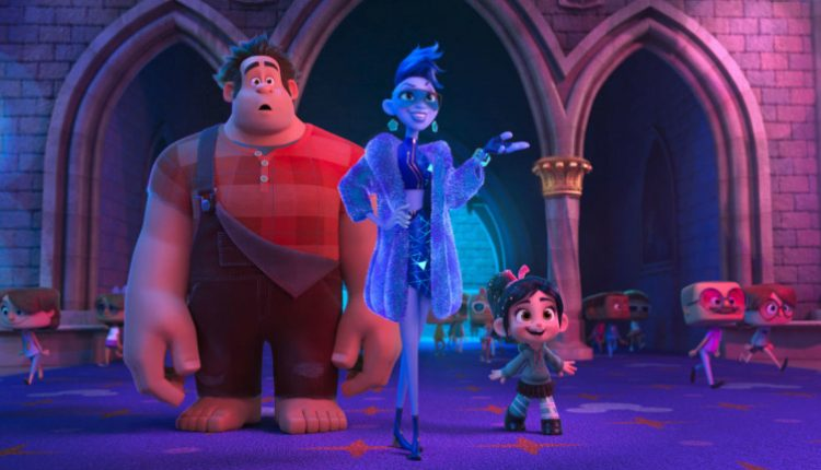 Crafting The Perfect Viral Video InRalph Breaks The Internet Took A Lot Of Trial And Error   Gaming News