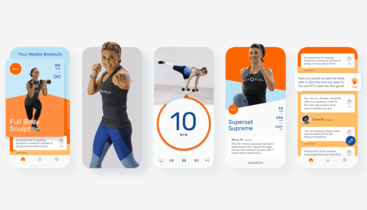 Daily Burn plans a new line of fitness apps, starting with HIIT Workouts | Apps
