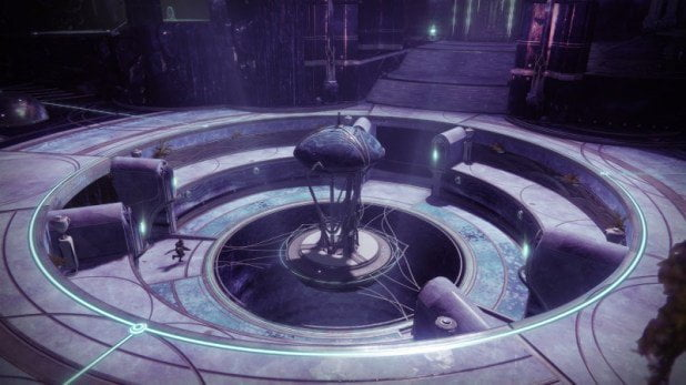 blind well area in dreaming city