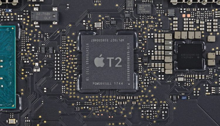 Documentation shows data recovery possible for Macs with T2 coprocessor   Computing