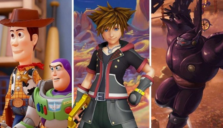 Every World Confirmed for KH3 So Far | Gaming News