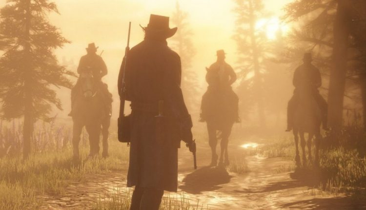 Exclusive: Red Dead Online Devs Offer First Details of RDR2 Multiplayer | Gaming News