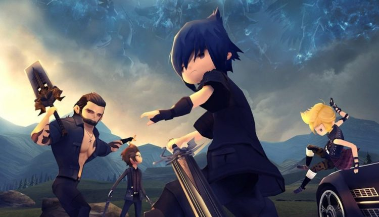 Final Fantasy XV Pocket Edition Released for PS4 and Xbox One | Gaming News