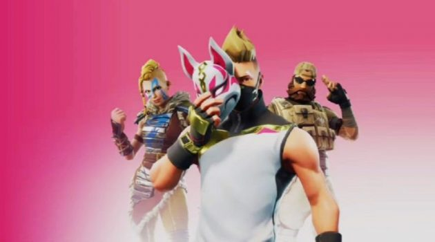 fortnite season 5 skins leak kitsune barbarian soldier