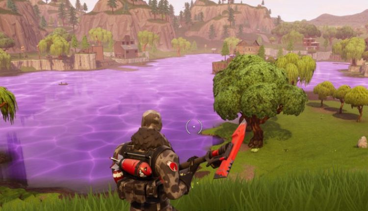 Fortnite Cube Dissolves in Loot Lake, Changes Surface | Gaming News