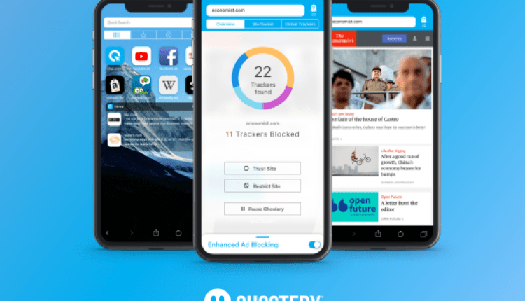 Ghostery revamps its privacy-focused mobile browsers | Apps News
