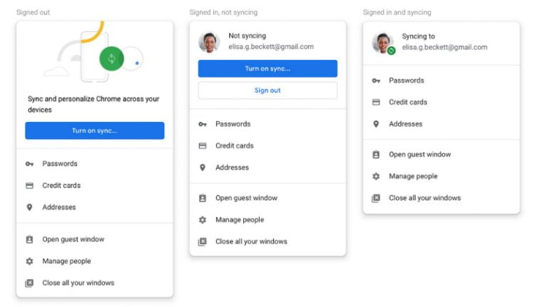 Google Attempts to Fix Controversial Sign-In Process With Chrome 70 Build | Apps