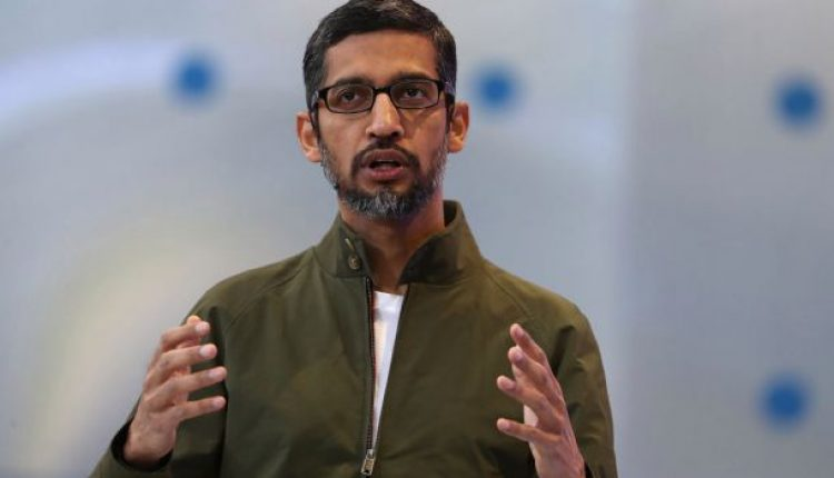 Google CEO Sundar Pichai will reportedly meet with Republican lawmakers this week   Industry