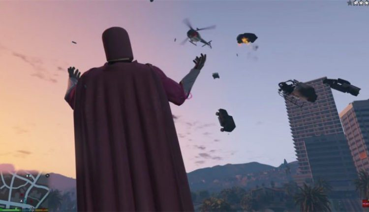 Grand Theft Auto 5 Mod Lets You Play as Magneto