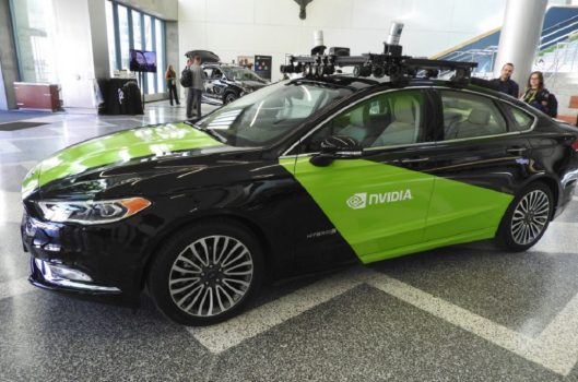 How Nvidia is using its autonomous car platform to drive into health care | Industry