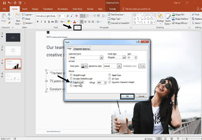 How to Insert a Footnote in a PowerPoint Presentation in 60 Seconds | How To