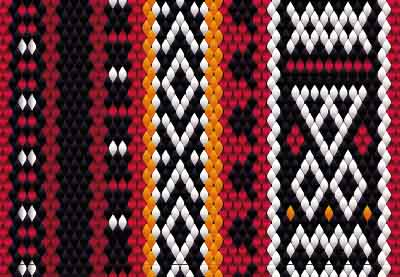 How to Weave a Bedouin Sadu Fabric Pattern Using Adobe Illustrator   How To