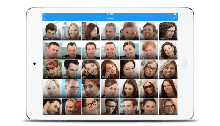 IDrive adds facial recognition to automatically organize your photos | Industry