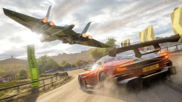 In Forza Horizon 4, Video Game Britain Has Never Looked Better | Gaming News