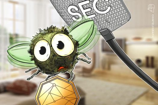 In an Apparent First, U.S. SEC Penalizes Crypto Hedge Fund | Crypto