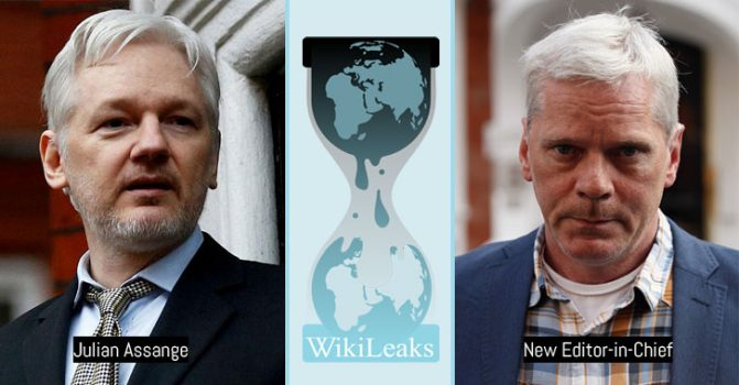 Julian Assange will no longer be the editor-in-chief of WikiLeaks | Cyber Security