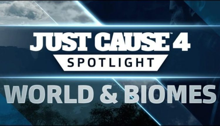 Just Cause 4 Trailer Highlights the World | Gaming News