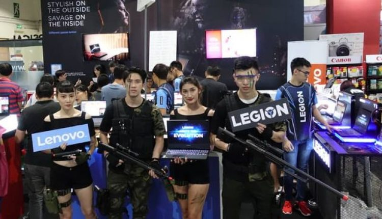Lenovo to push new gaming machines with digital and on-ground activations | Digital Asia