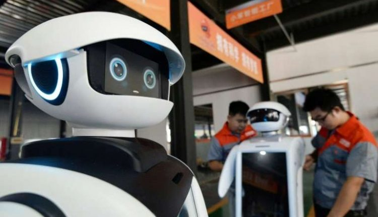 Machines will do more tasks than humans by 2025: WEF   Robotics