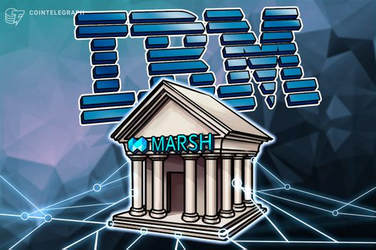 Marsh Confirms IBM Blockchain Insurance Partnership to Include Salesforce | Crypto