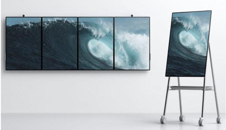 Microsoft staggers rollout of Surface Hub 2, with hardware in 2019; new software in 2020   Industry