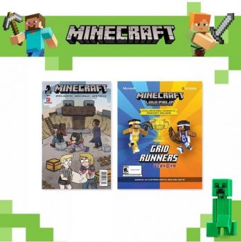 Minecraft Team partners with Target for new merch and in-store events | Gaming News