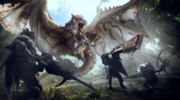 Monster Hunter World PC launch issues