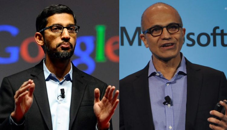 Most dominant Indian Tech people in the US | Tips & Tricks
