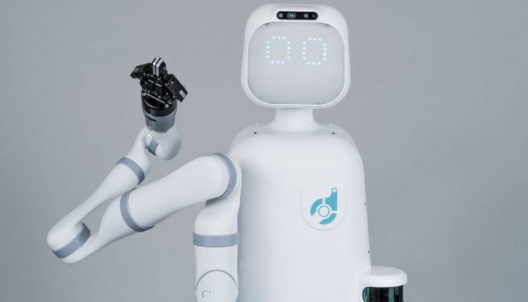 Moxi is a hospital robot with social intelligence | Industry