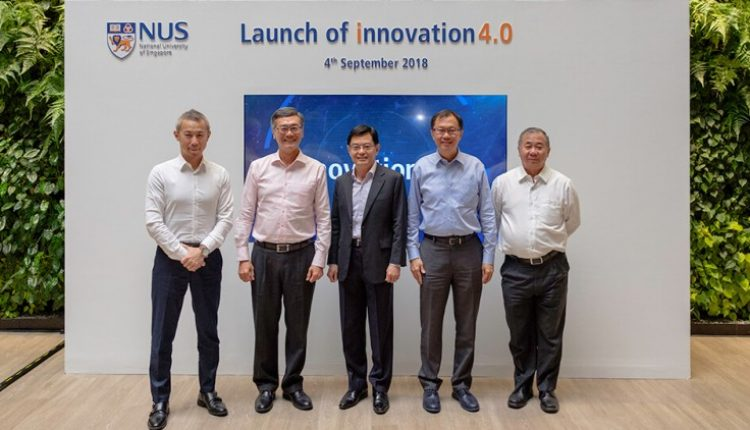 NUS Allocates $25 Million Funds to Launch 250 Tech-based Startups | Digital Asia